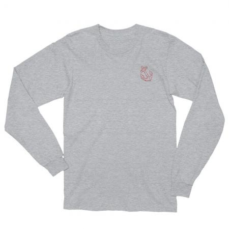 Anchor Irons Unisex Long Sleeve T-Shirt