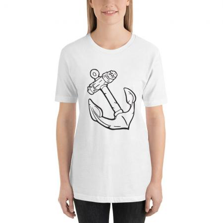 Anchor Irons Short-Sleeve Womens T-Shirt